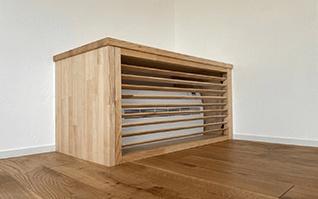 床下エアコン冷暖房システム