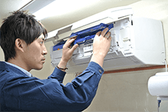 エアコン清掃サービス